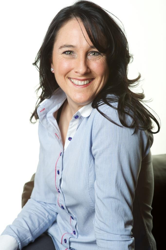 Helene Fagnan, coach familial et fondatrice de Nanny secours