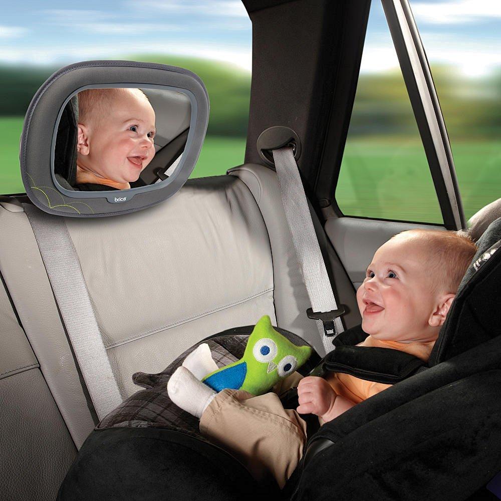 Miroir bébé dans la voiture