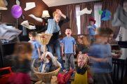 6 astuces pour surmonter le chaos ménagé!