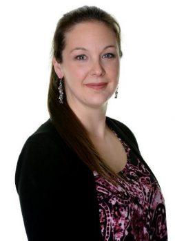 Julie Malenfant, éducatrice spécialisée à domicile