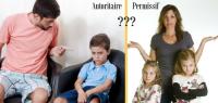 Pensez-vous que votre style parental affecte votre manière d'éduquer vos enfants ?