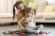 L'exploration sexuelle en petite enfance