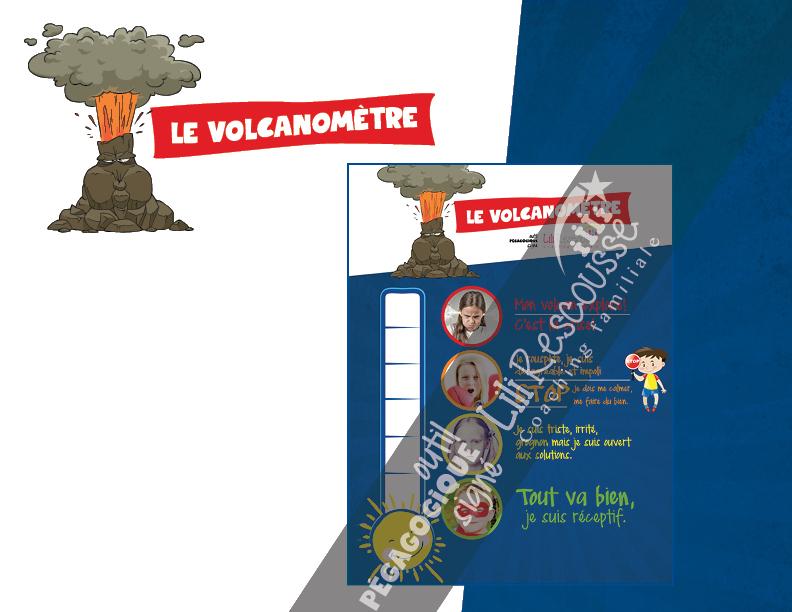 Volcanomètre - Lili Rescousse