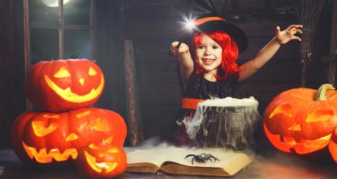 Chantons l'Halloween avec nos enfants!